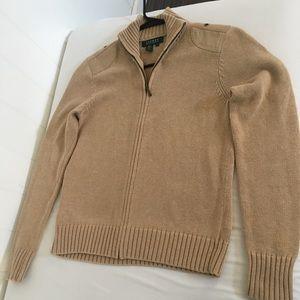 Lauren Ralph Lauren beige sweater